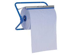 Vägghållare för papper