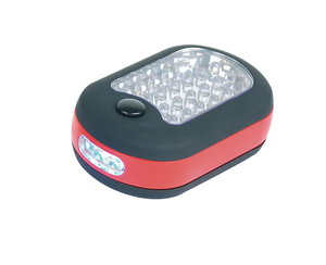 LED ficklampa 24+3 LED