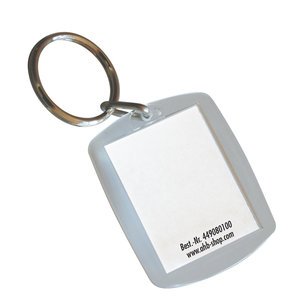 Nyckelring av Acrylglas