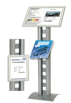 Future-Line,  info display